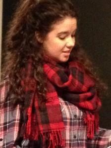 Eleanor Dillon Reams plays Lou in 'Dynwen's Last Symphony'