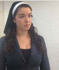 Eleanor Dillon-Reams as Lou in 'Dynwen's Last Symphony'