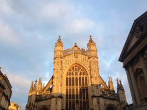 Bath Abbey, England