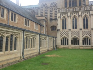 Cloisters architecture