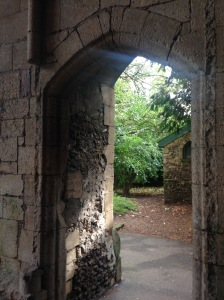 Suffolk garden