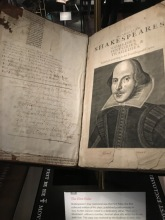 Shakespearean folio